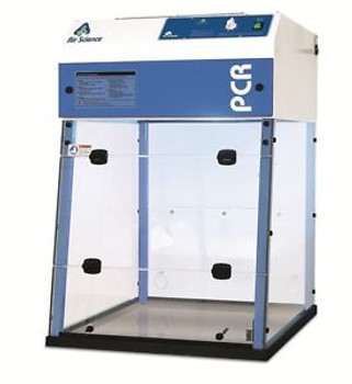 PCR Workstation / Clean Bench with UV / Brand NEW, 2ft wide unit