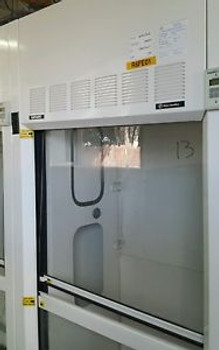 4  Hamilton Safeaire Laboratory Chemical Fume Hood in excellent condition