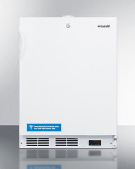 ACF48WADA - 32 AccuCold all-freezers with digital thermostat and lock