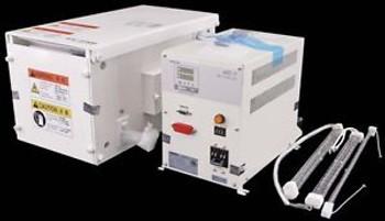 Komatsu AIC-7-12-UC Lab Temperature Controller w/AIH-123QS-PP-UC Heating System