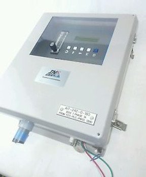 In USA AFX IN-2000 L2-LC Ozone Analyzer WITH Control Panel Enclosure