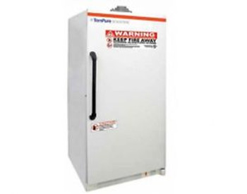 17 Cubic Ft. Explosion Proof Refrigerator 4°C One Solid Swing Door