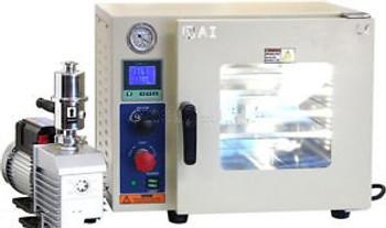 Ai 0.9 CF 5 Sided Vacuum Oven with EasyVac 9 cfm 2-Stage Pump & 2-Yr Warranty