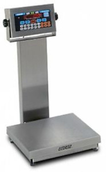 1,000 LB x 0.2 Doran Digital NTEP Stainless Steel Checkweigher Scale 24 x 24