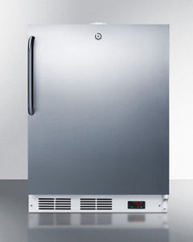 ACF48WCSSADA - 32 AccuCold by Summit Appliance Stainless Steal