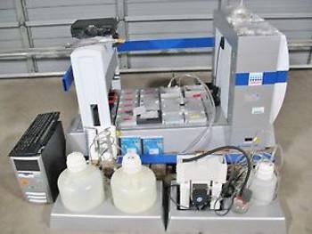 QIAGEN BIO ROBOT 8000 81110010 BIOROBOT 8000 SYSTEM COMPLETE