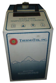 THERMOTEK T252P-5 SOLID STATE RECIRCULATING CHILLER GE
