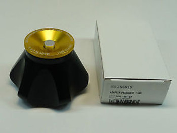 Beckman TLA 100.3 Titanium Ultracentrifuge Rotor with 1.5mL Adapter MINT