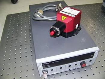 NEW FOCUS ECDL VORTEX 6000 TLM7000 780.240 nm Laser