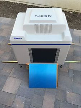 Rigaku R-Axis IV X-ray Diffracted With Control Box RAXIS4 With Accessories