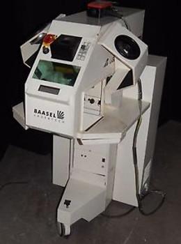 BAASEL LASERTECH LSW 4002 LSW4002 LASER WELDER WELDING SYSTEM   (#1662)