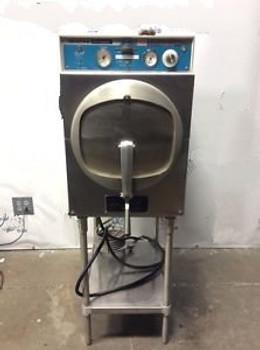 Market Forge Sterilmatic Autoclave sterilizer  Model STM-E