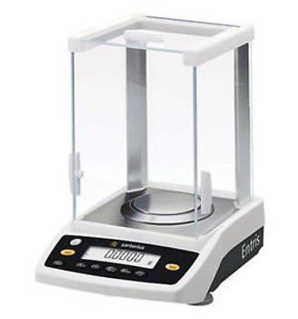 New- Sartorius Analytical Balance Model: ICP-224 (220 g x 0.0001 g/ 0.1 mg)