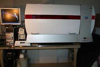 QIAGEN BIOROBOT 8000 MDx LIQUID HANDLING DNA WORKSTATION complete system