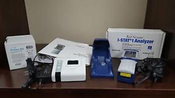 Abaxis Vetscan I-Stat 1 Handheld Analyzer