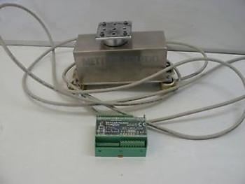 METTLER TOLEDO WM3002-L22 SCALE 3100 G MAX 10-28 VOLT 4 WATT