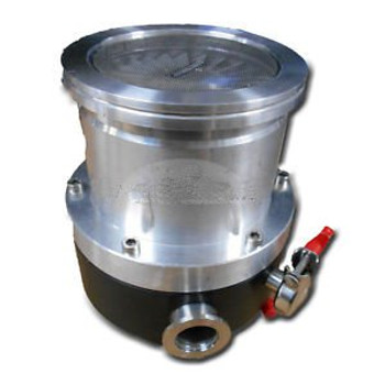 Edwards EXT-250 Turbomolecular Pump, Factory Rebuilt