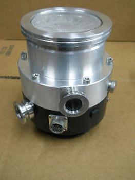 Edwards EXT-255HI Turbomolecular Pump, Factory Rebuilt