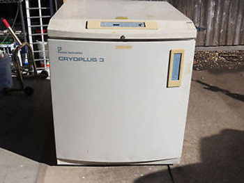 Thermo/Forma Scientific CryoPlus 3 Liquid Nitrogen Cryogenic Storage