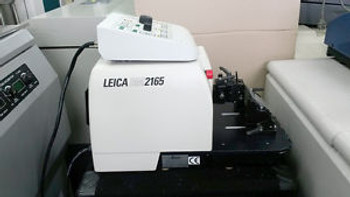 Leica RM 2165 Microtome