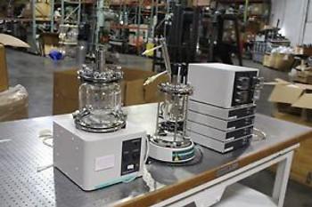NEW BRUNSWICK BIOFLO 110  BENCHTOP FERMENTOR FERMENTER BIOREACTOR