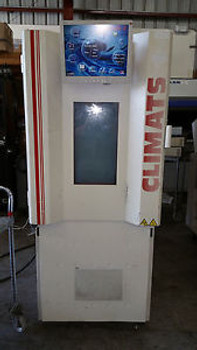 Climats EX2214-TE Spirale 2 Enviromental chamber -40 to 180C