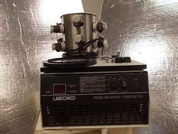 LABCONCO 4.5 Freezone Benchtop Freeze Dry System w/4.5 Litre Capacity