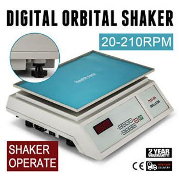 Lab Digital Oscillator Orbital Rotator Shaker Speed Control Adjustable Clinical