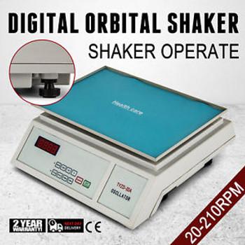 Lab Digital Oscillator Orbital Rotator Shaker Platform Biochemical 0-210Rpm