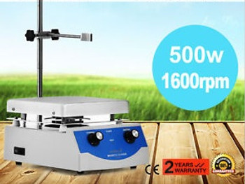 Sh-3 Hot Plate Magnetic Stirrer Mixer Mixing Stirring Laboratory 3000Ml 500W