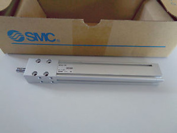 Smc Pneumatic Cylinder / Slide Mts12-100 Mts0A08 - New In Box