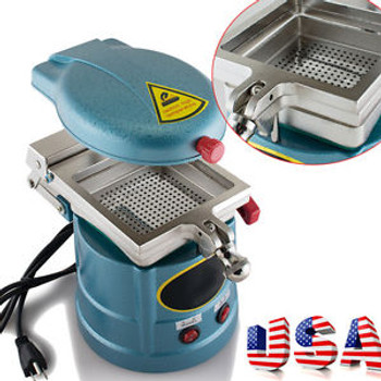 USA1000W Dental Lab Equipment Dentist Vacuum Forming Molding Former Tool Sale