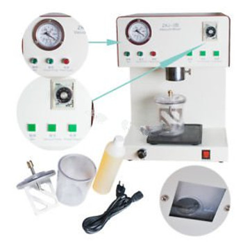 Ce Dental Vacuum Mixer Mixing Machine Lab Equipment Vibrating Powerful 110/220V