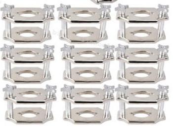 10X Dental Reline Jig Single Compress Press Plate Lab Equipment Industry Tools
