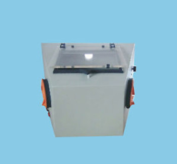 110V/220V Dental Lab Sandblasting Machine Sandblaster Box Laboratory Equipment