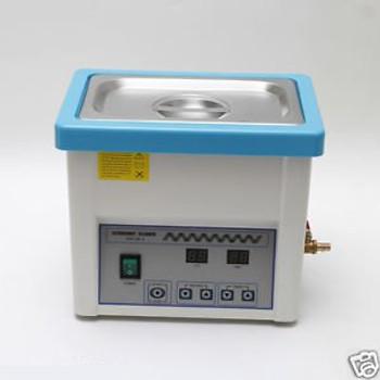 Ultrasonic Ultrasound Handpiece Cleaner Digital Lab Equipment Dental B5 U4F