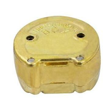 brand new brass material Dental lab equipment Denture Flask Compressor pressing