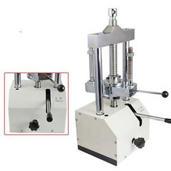 Durable Hydraulic Press Lab Equipment Flask Presser Pressure For Technicians 2T