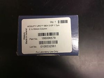 Beh 2-Ethylpyridine Column 130A 1.7 µm 2.1 Mm X 150 Mm 1/Pkg [186006579]