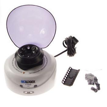 100-240V Microcentrifuge D1008 Mini Centrifuge 7000Rpm Economic 50/60Hz