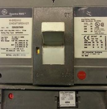 NEW GE Spectra EntelliGuard TU GTP0250U0407 250 Amp Rating Plug
