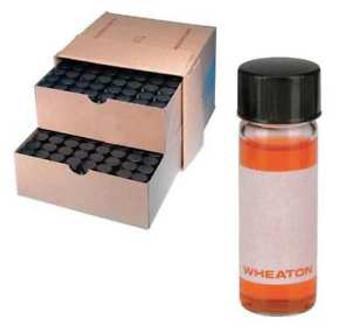 Wheaton 225012 Sample Vial 4Ml Pk 144