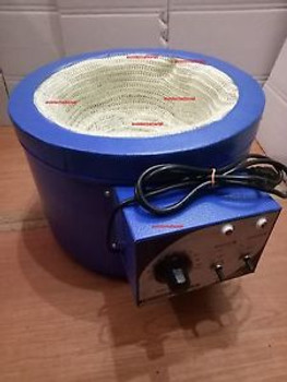 10 Ltr  Heating Mantle Science Equipment Heating Cooling Heating Mantle 110-V