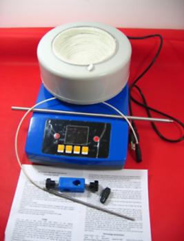 Zncl-Ts 1000Ml Digital Magnetic Stirring Electric Heating Mantle  Bi