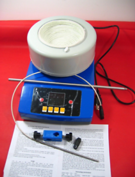 Zncl-Ts 500Ml Digital Magnetic Stirring Electric Heating Mantle   Bi