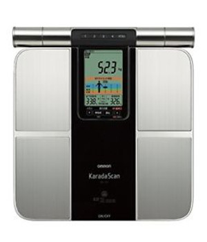 Omron Karada Scan Body Composition & Scale | Hbf-701