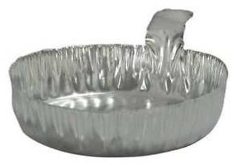 Qorpak Met-03103 Weigh Dish57Mmpk 1000