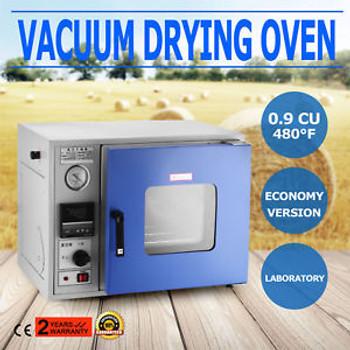 0-9-Cu-Ft-23L-480-F-250-C-Lab-Vacuum-Drying-Oven-Economy-Version
