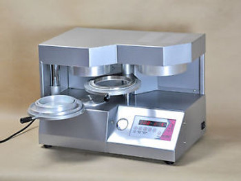 Dental Lab Equipment Pressure Moulding Unit Former Machine Forming Plastic Sheet