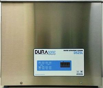 New DuraSonic 25 Liter/6.6 Gallon Digital Ultrasonic Cleaner, with Basket
